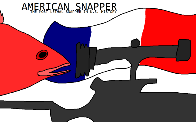 American Snapper 3